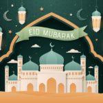 رسائل عيد الفطر 2020-1441 رسائل تهنئة عيد الفطر المبارك 2020 3