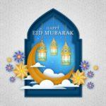 رسائل عيد الفطر 2020-1441 رسائل تهنئة عيد الفطر المبارك 2020 4