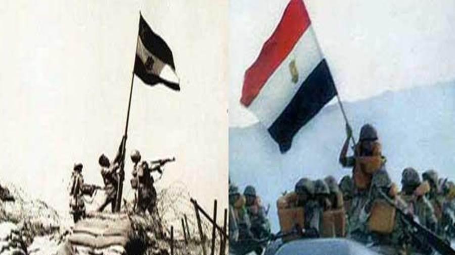 بمناسبةنصر أكتوبر 73 -كوثر السيد الكفراوي ترسم صورة السادات والفنانة زبيدة ثروت 1